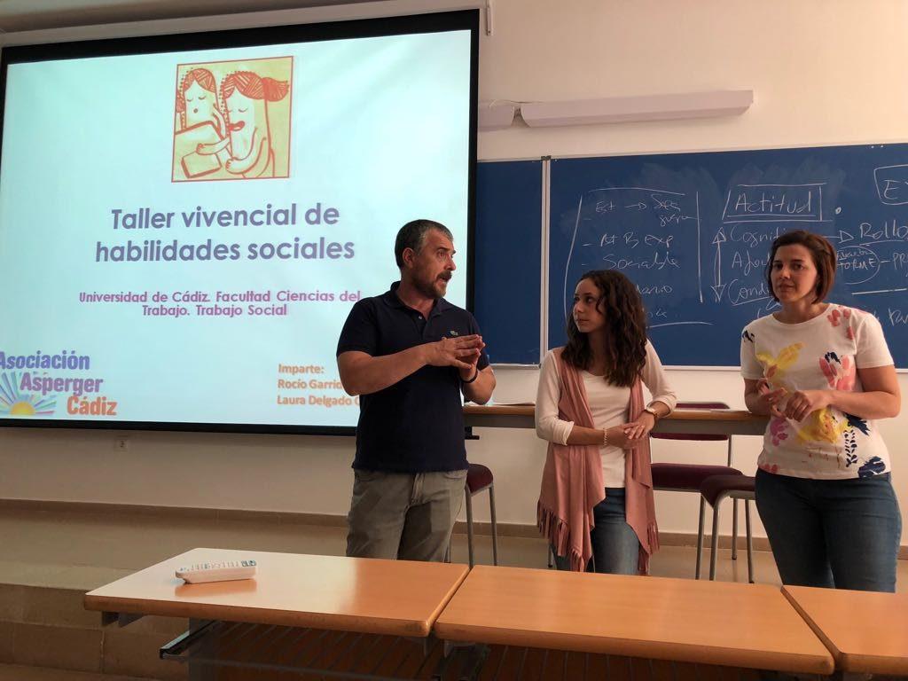 Seminario-Taller sobre Habilidades sociales destinado a personas con Síndrome de Asperger