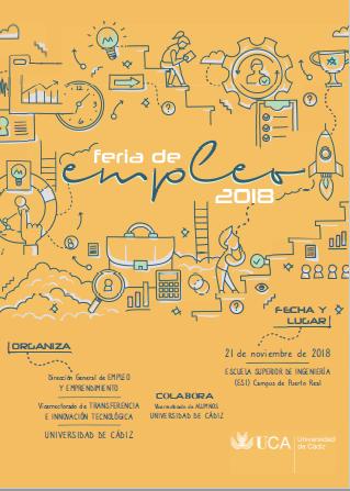 Información sobre la Feria de Empleo de la Universidad de Cádiz 2018/2019