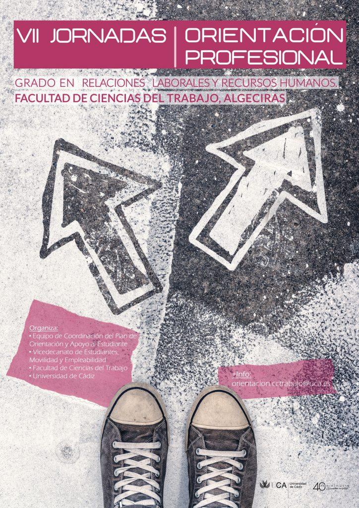 VII Jornadas de Orientación Profesional (Algeciras)