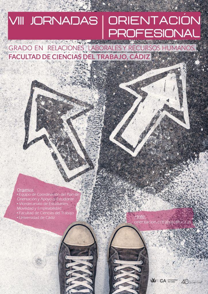VIII Jornadas de Orientación Profesional (Cádiz)